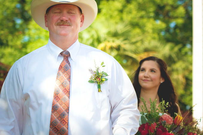 Southern summer wedding  by L&A Event Designs - 016
