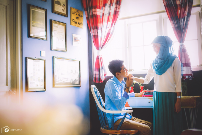 Prewedding Dimas & Shinta by AL_myname Photography - 002