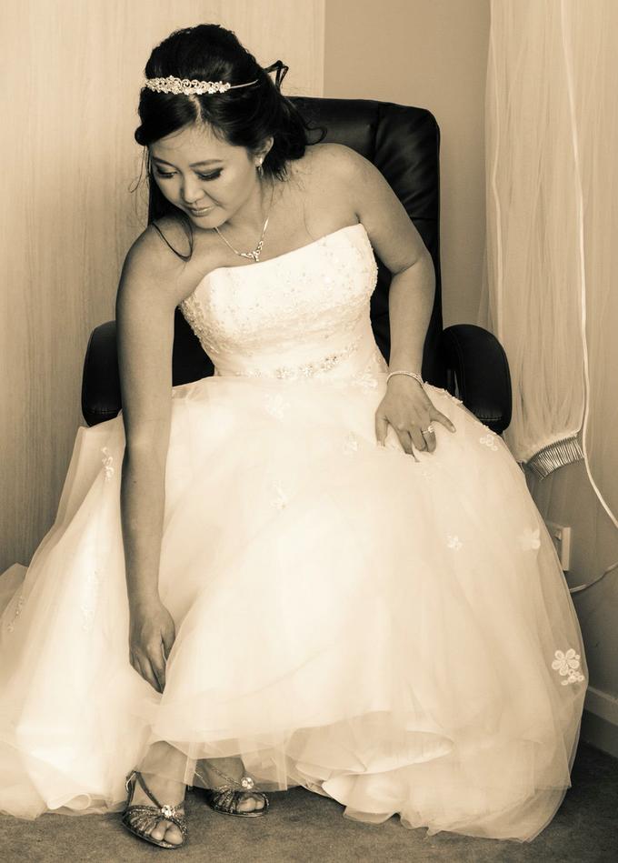 Wedding | Yosephine & Robert by Felicia Sarwono Makeup Art - 034
