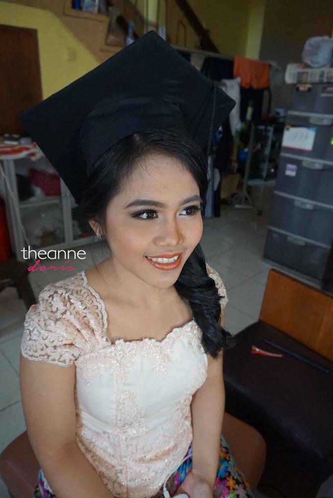 Graduation by Theanne Doris Makeup Artist - 004