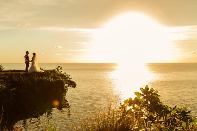 Romantic sunset in bali by Yn.baliphotography - 011