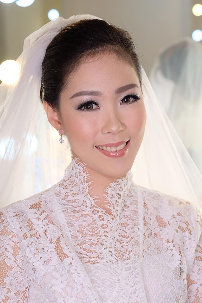 Ria wedding makeup by Amanda Makeup Artist - 014