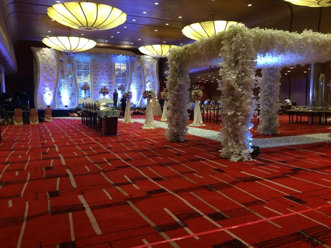 Wedding at City Grand Ballroom Hotel Grand Mercure Jakarta Harmoni by GRAND MERCURE Jakarta Harmoni - 007