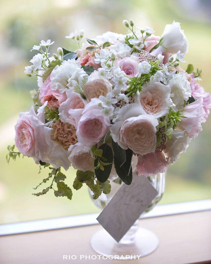 Bridal Bouquets by Fleuri - 020