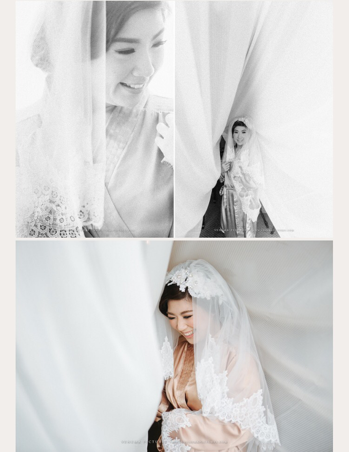 Edy & Dovieke Wedding by MOSCATO MOMENTS EVENTS - 004