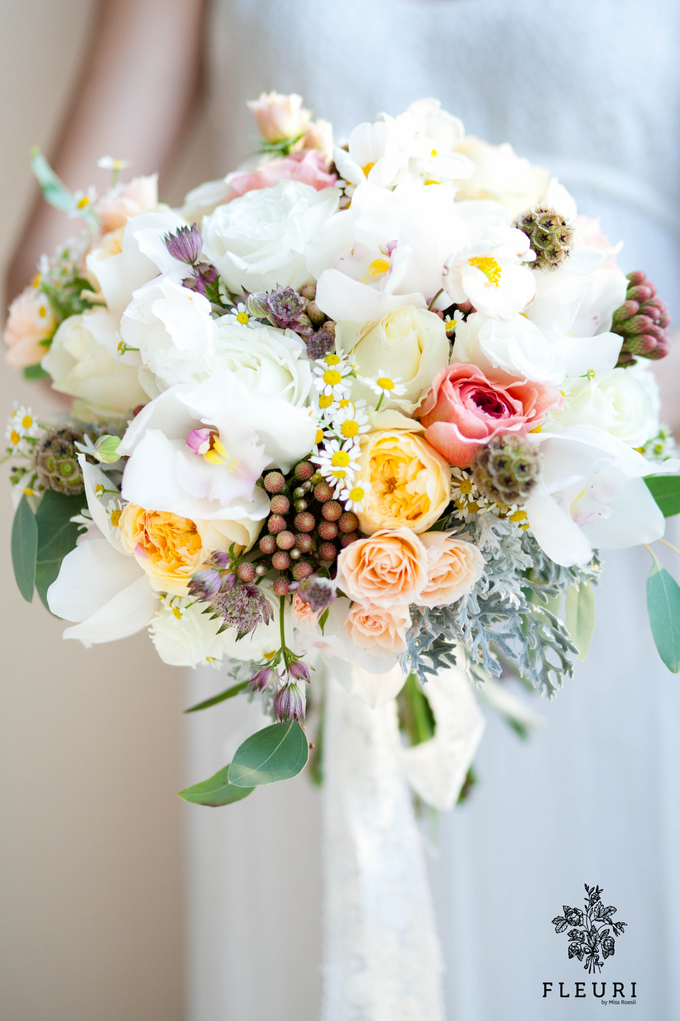Bridal Bouquets by Fleuri - 014
