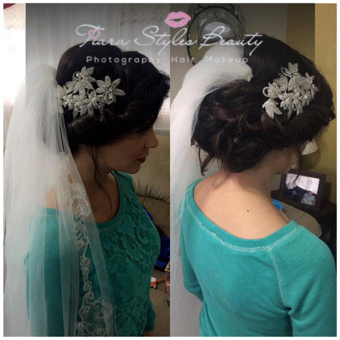 Wedding Time by Tiara Styles Beauty - 005