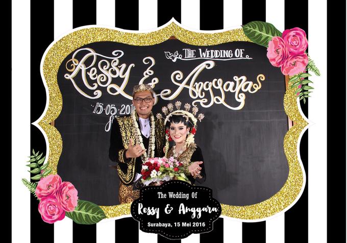The Wedding of Ressy & Anggara by Woodenbox Photocorner - 002