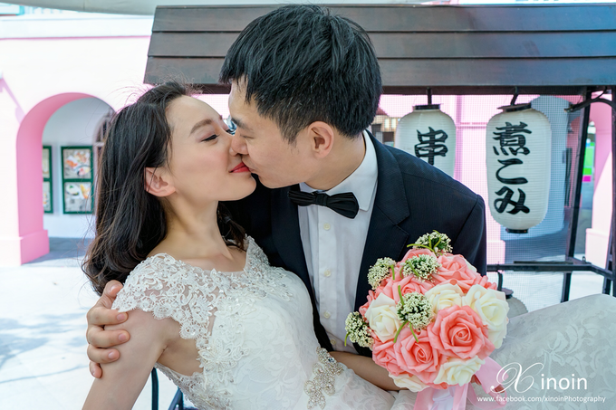 Prewedding @ Singapore  by xinoin - 004
