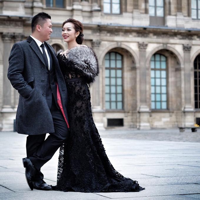 Prewedding Photoshoot by Fedya Make Up Artist - 002