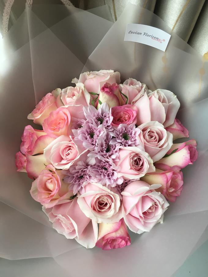 Unicorn Theme Bouquet  by Levian Florisen - 002