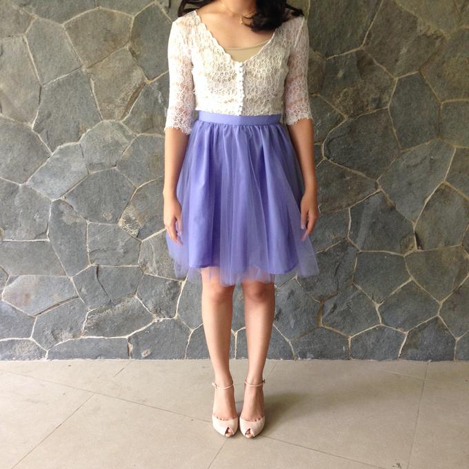 Bridesmaid's dress by GÍSELA - 005