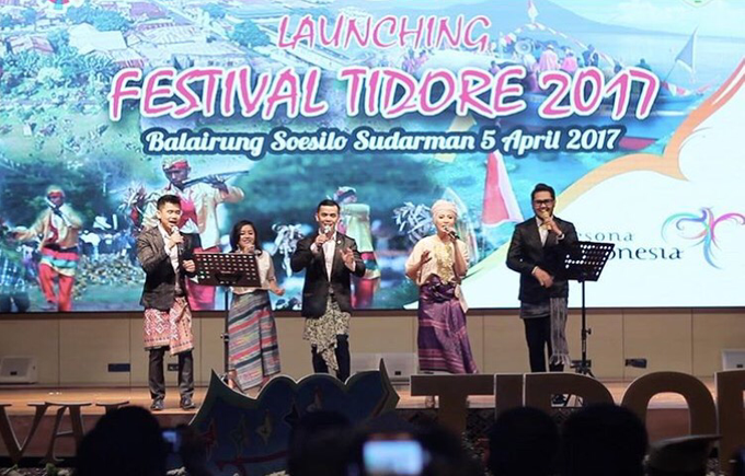 Launching of Festival Tidore 2017 Dinner by MAJOR ENTERTAINMENT - 005
