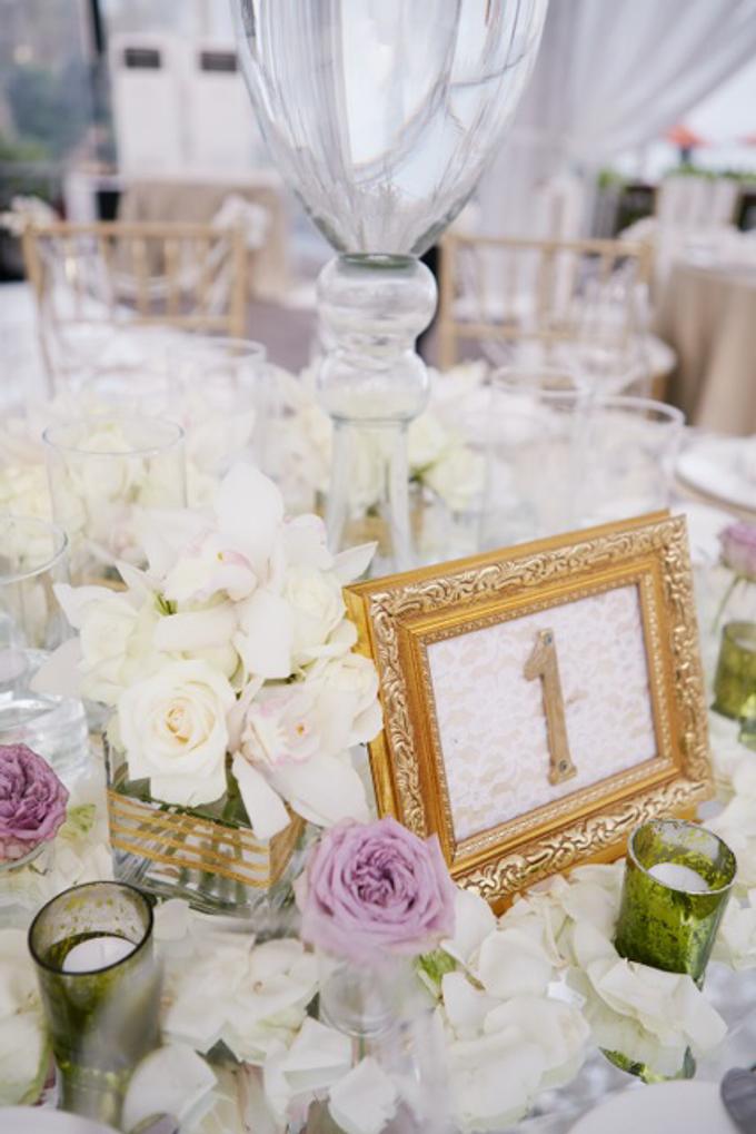 Classic elegant wedding 2015 by AiLuoSi Wedding & Event Design Studio - 004