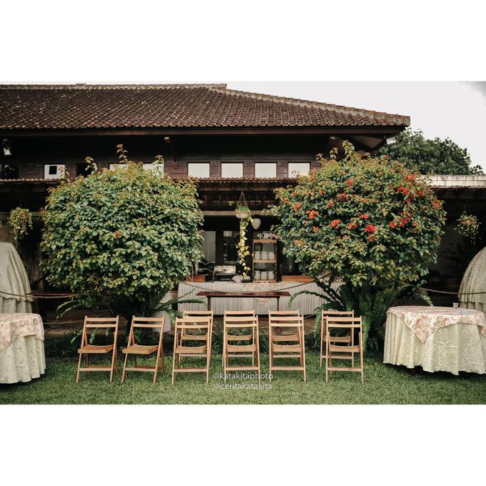 Rustic Garden Wedding by Katakitaphoto - 006