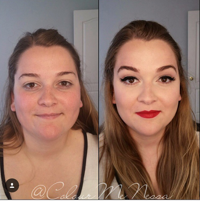 Makeup  by C.E Bridal - 002