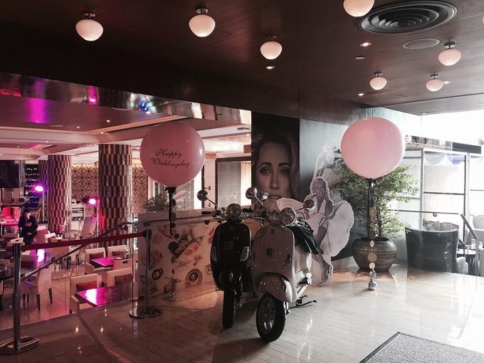 Chic Wedding by Shangri-La Hotel, Bangkok - 001