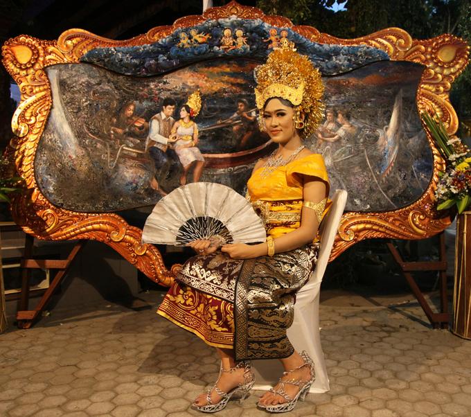 Bespoke necklace for Dayu Manik by Cahya Dewi Bali - 002