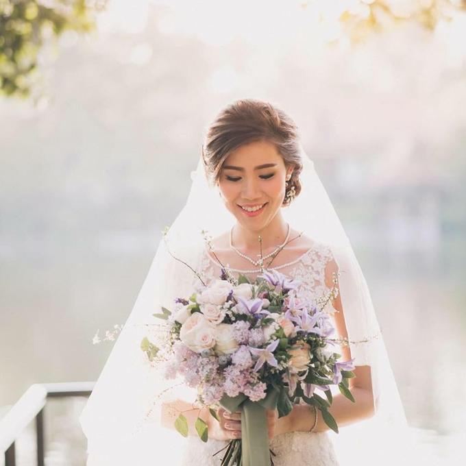 Sampran Village Thailand Wedding  by Fleuri - 014