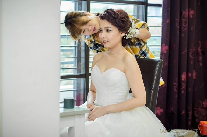 Kah Pei & Sook Kwan Wedding Ceremony by Jamaze Gallery - 003