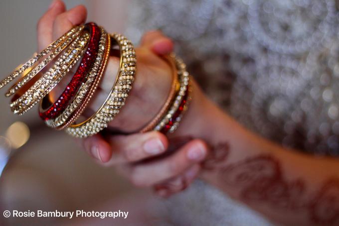 Patel wedding  by Rosie Bambury Photography - 003