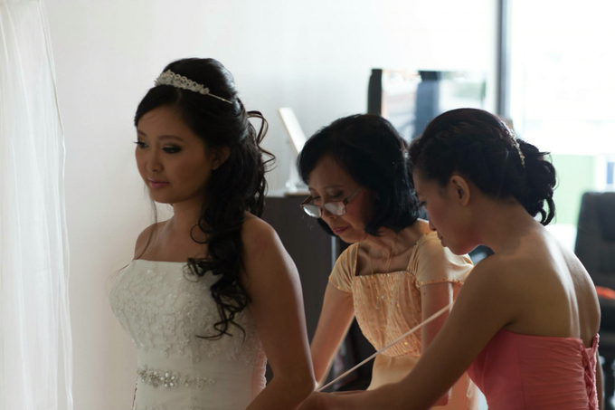 Wedding | Yosephine & Robert by Felicia Sarwono Makeup Art - 039