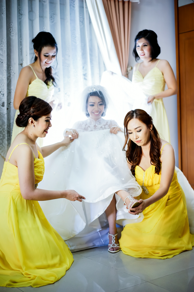 Daniel + Sisca Wedding Day by Blooming Box Photography - 014