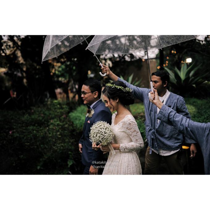 Rustic Garden Wedding by Katakitaphoto - 017