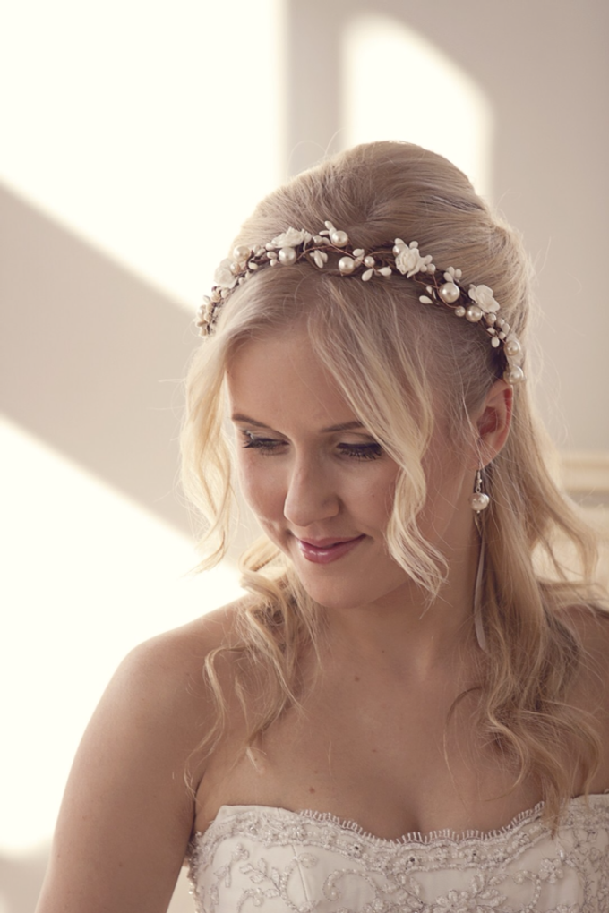 Bridal hair accessories, collection of 2016 by Weddingbliss - 004