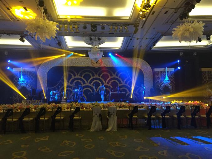 Indian Wedding by Shangri-La Hotel, Bangkok - 002