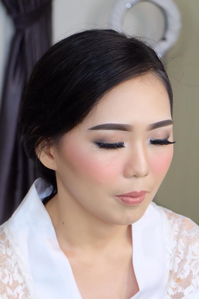 Wedding Makeup Look by Troy Makeup Artist - 014