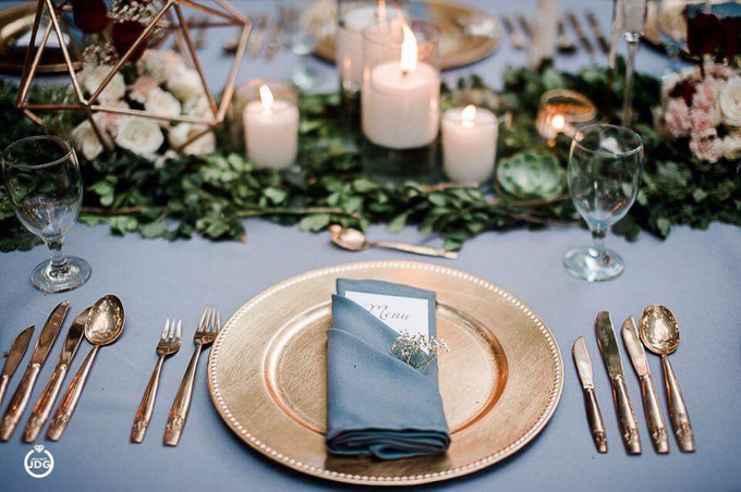 Metallic Whimsical by Whitekraft Event Management and Styling - 001