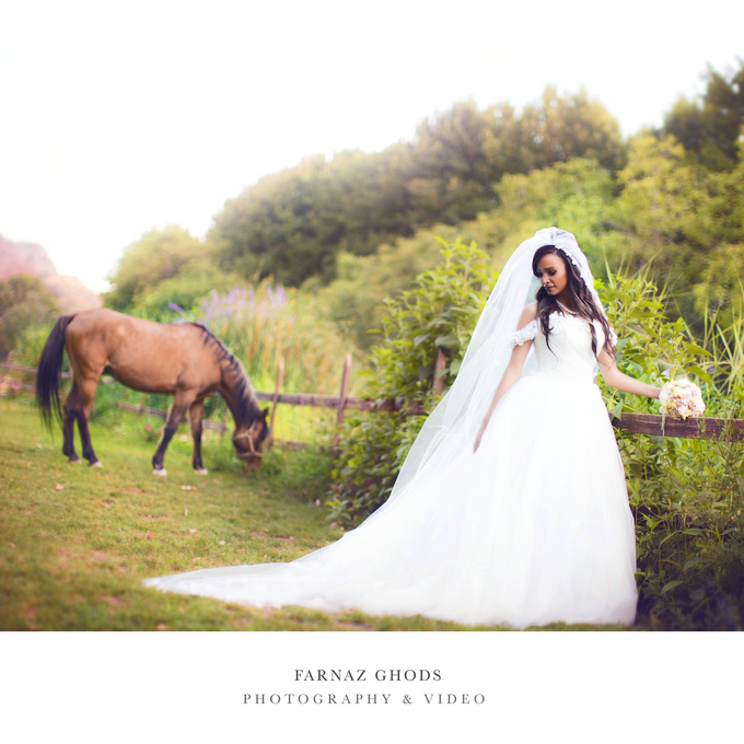 Wedding by Farnaz Ghods photography & video - 004