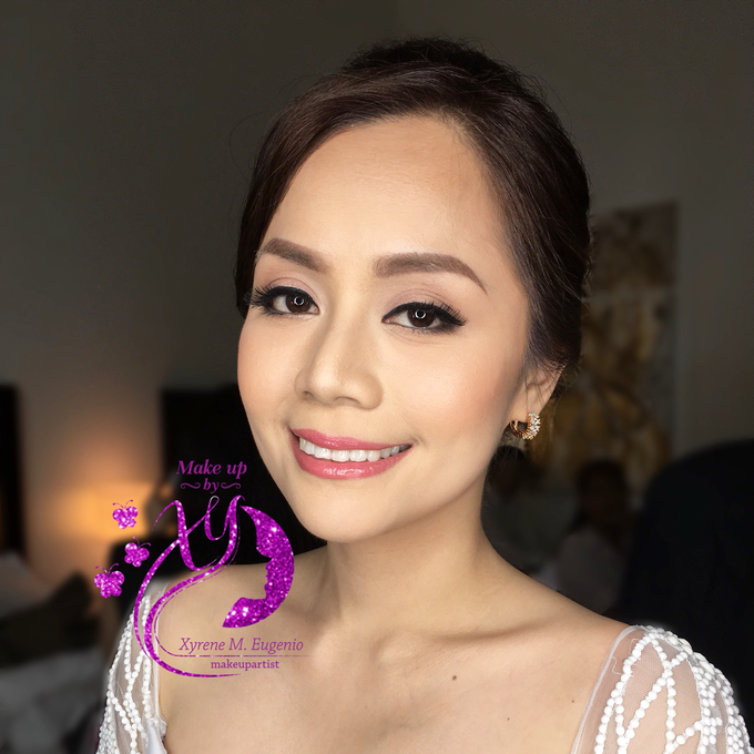 Brides by make up by XY - 010