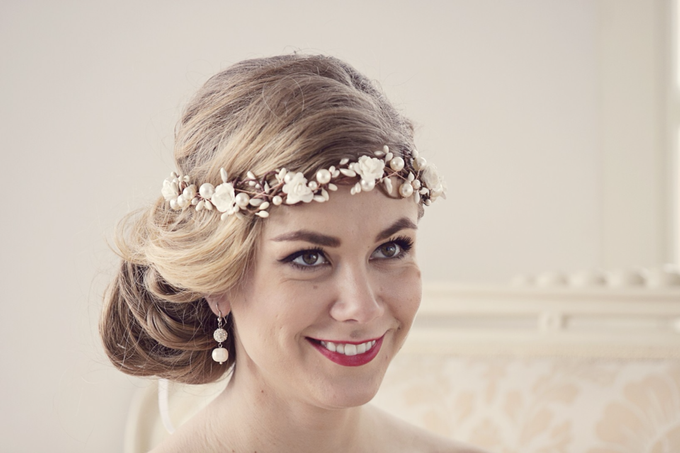 Bridal hair accessories, collection of 2016 by Weddingbliss - 012