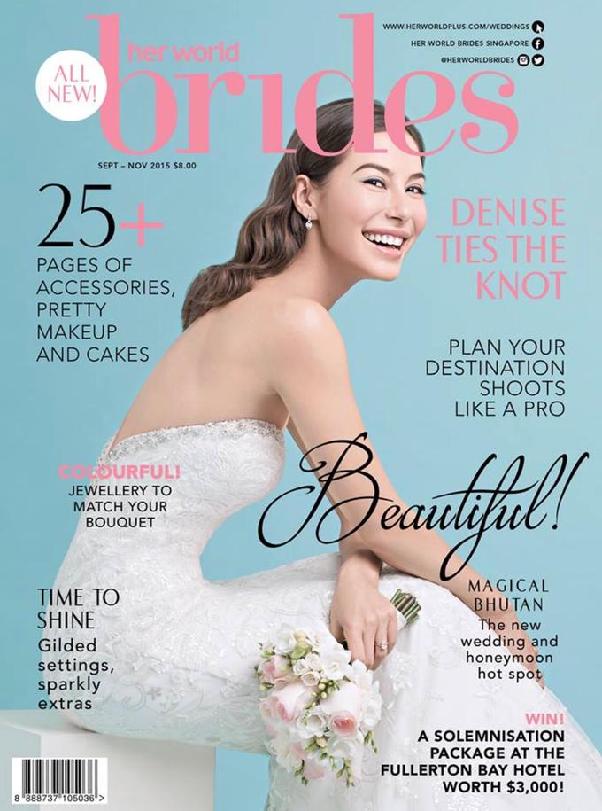 Bridal Magazines by MAKEUP ENTOURAGE - 001