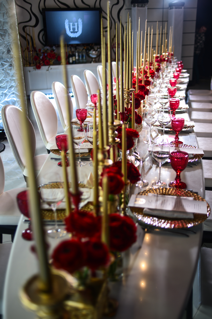 Red on winter. Y&M wedding by WeDoAgency - 001