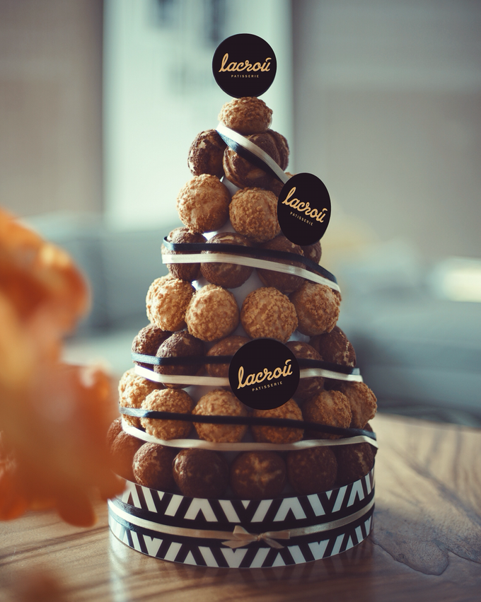 Choux Tower by Lacrou Patisserie - 002