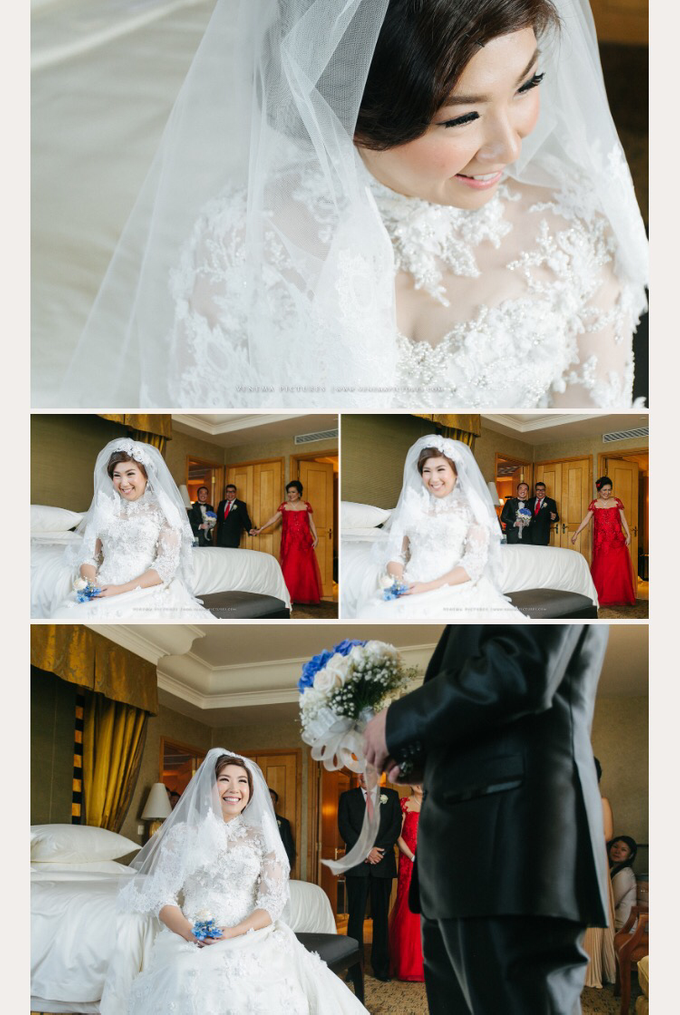 Edy & Dovieke Wedding by MOSCATO MOMENTS EVENTS - 009