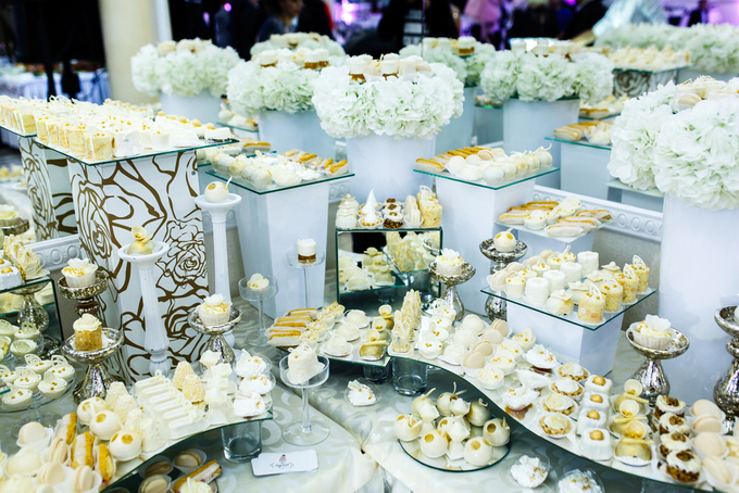 Amazing and breathtaking beach wedding by Merit Events - 005