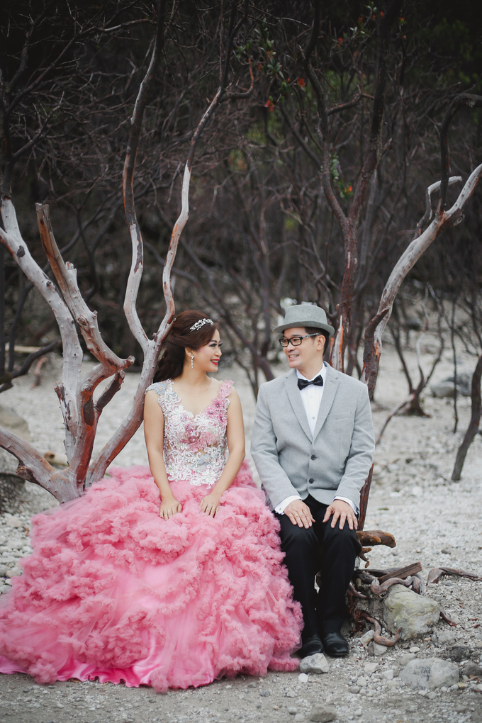 Prewedding Photos of Roby & July by Magdalena Young Bridal - 009