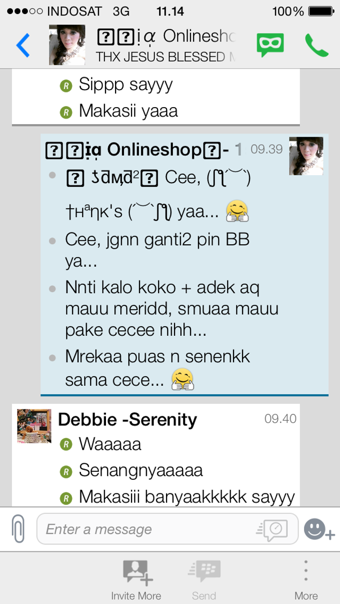 Testimoni from our Lovely Groom n Bride  by Serenity wedding organizer - 015