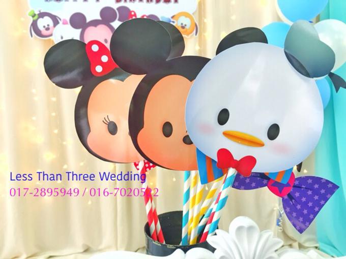 Birthday Decoration by Less Than Three Wedding - 027