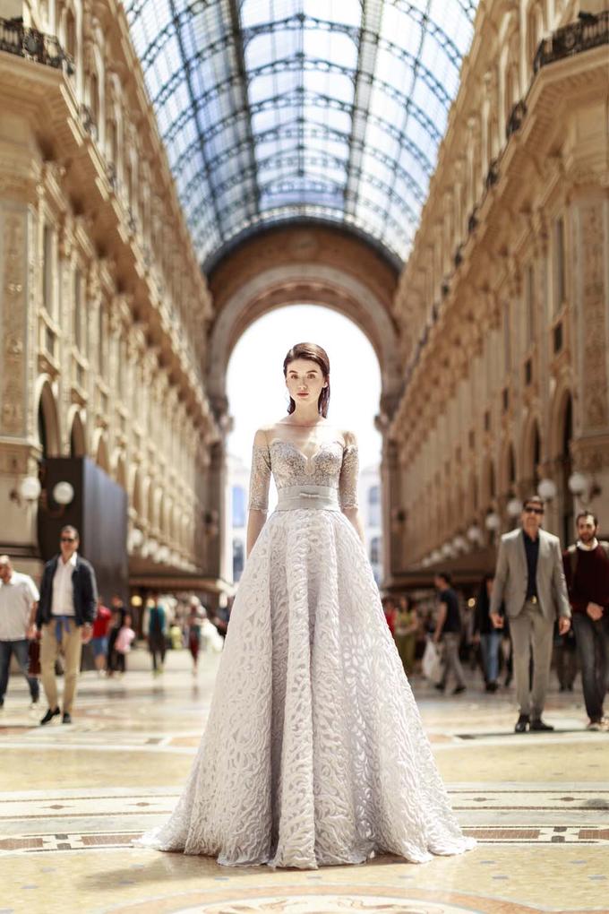 GEMY MAALOUF Bridal 2017 Artistic Photo Shoot by GEMY MAALOUF - 010