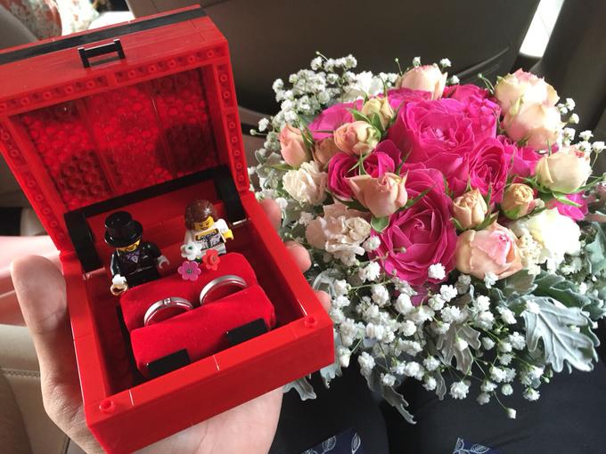 Flower Engagement by Benangsari Flower Studio - 004