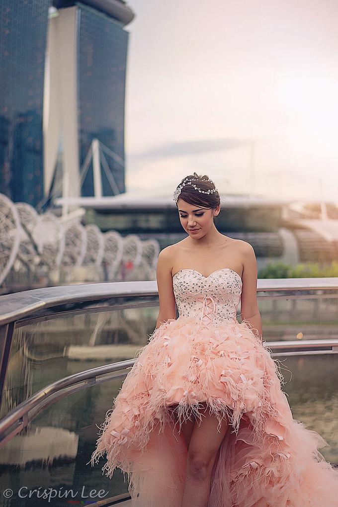 Paris Anna Pre-Wedding Shoot by Stephy Ng Makeup and Hair - 008