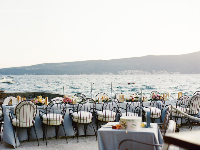 Wedding in sea by Marry Me agency - 029