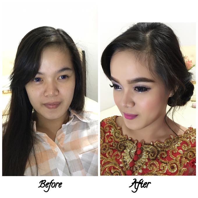 Hair & makeup by vinamakeupartist - 015