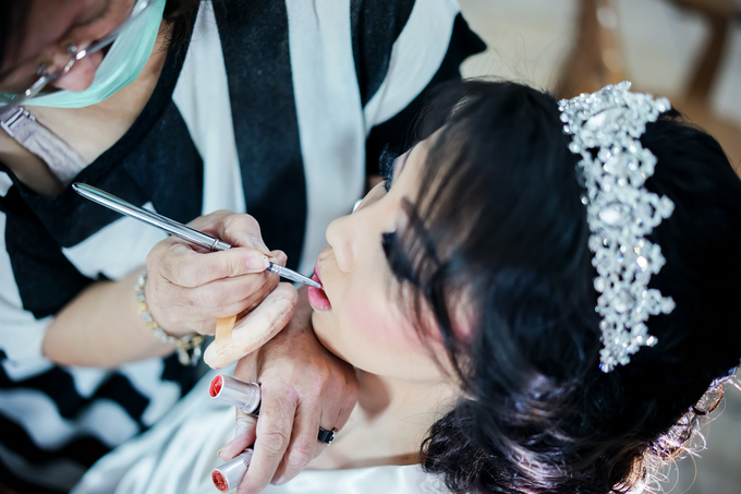 Daniel + Sisca Wedding Day by Blooming Box Photography - 009