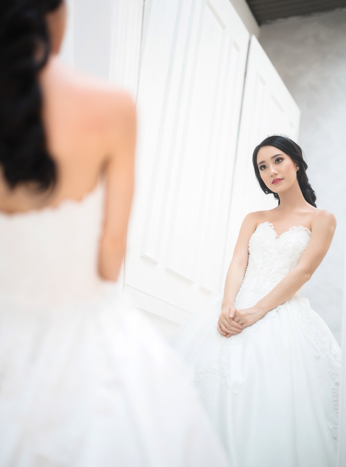Wedding photoshoot by Chesara Makeup - 001
